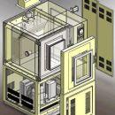 可拆卸式高低温试验箱