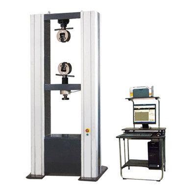 微机型万能材料拉力机